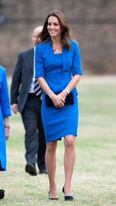 Kate Middleton and Prince William at the Tower of London | POPSUGAR Celebrity