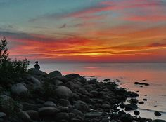 Macgregor Point in Canada. known for beautiful sunsets! Ontario Provincial Parks, Ontario Parks, Parks Canada, Guy Stuff, Beautiful Sunset, Camping Ideas, The Great Outdoors, Lakes, Sunsets