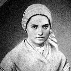 St. Bernadette Santa Bernardita, Santa Bernadette, La Salette, 14 Year Old Girl, Our Lady Of Lourdes, Nostalgia, Pilgrimage, Virgin Mary, Famous People