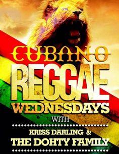 Reggae Wednesday At Cubano