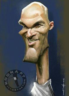 Zinédine Yazid Zidane (Coach Real Madrid Club de Fútbol)