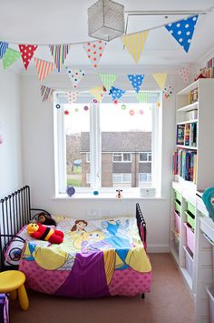 Bonkers for Bunting!