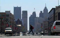 Street of Detroit
