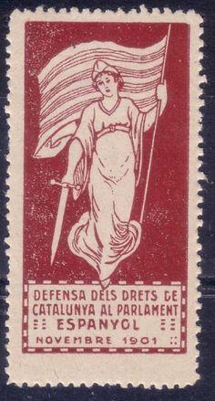 Barcelona & Catalonia Cinderellas - Stamp Community Forum - Page 28