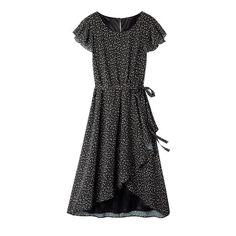 Pretty In Polka-Dot Dress in Women's   AVON