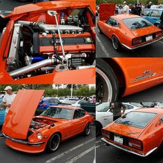 RB25 swapped RHD FairladyZ at Cars and Coffee #datsun #datsun240z #nissanfairlady #fairladyz #jdm #rhd #240z #zcar #zcarsofinstagram #nissan #rb25 #engineswap