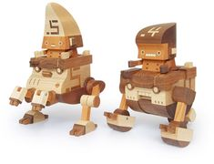 japanese wooden toys, SO COOL