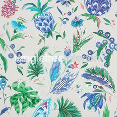Habanera wallpaper by Matthew Williamson - W6803-03
