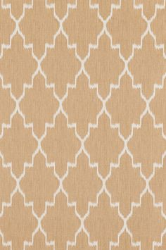 Monaco - Straw textile from Lacefield #ikat #textiledesigner  www.lacefielddesigns.com