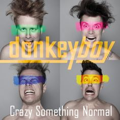 Anmeldelse: Donkeyboy – Crazy Something Normal