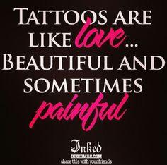 Tattoos quote