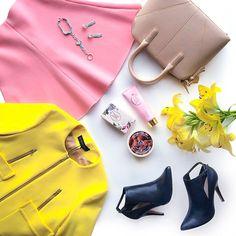 #FLATLAYS #fashion #miishu #blackandgold #leopard #senso #talulah #shakuhachi #accessories