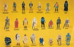 Who knew there were this many variations of #StarWars toys? This article has all the details.