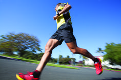 Maintaining Your Speed During Marathon Training - Competitor Running