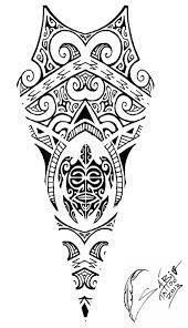 Resultado de imagem para tattoo maori costa #maoritattoosbrazo #samoantattoossymbols #polynesiantattoosanimal