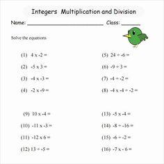 Multiplication Of Integers Worksheet Unique 9 Multiplying Integers Horizontal Worksheet Templates to Multiplication Of Integers, Subtracting Integers Worksheet, Integers Activities, Multiplying And Dividing Integers, Free Multiplication Worksheets, Addition And Subtraction Worksheets, Geometry Worksheets, Angles Worksheet, Persuasive Writing