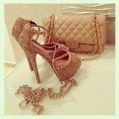 Ladies Shoes Ideas...
