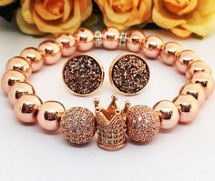 Beaded Bracelets, Jewelry, Jewlery, Bijoux, Pearl Bracelets, Schmuck, Jewerly, Jewels, Jewelery