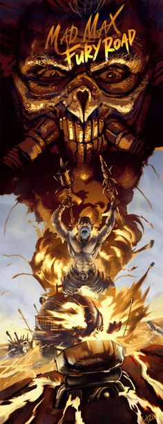BROTHERTEDD.COM - johnny-dynamo: Mad Max - Fury Road by Lazaro...