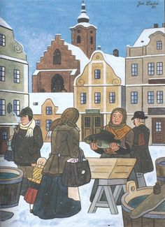 Illustration by Josef Lada
