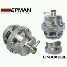 50mm Weld or Clamp on Dump valve, Silver Racing valve, Skyline GTR, EVO