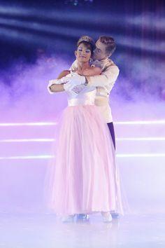 "2014: Week 5  ""Dancing With The Stars"" Season 18  Disney Week Amy Purdy & Derek Hough"