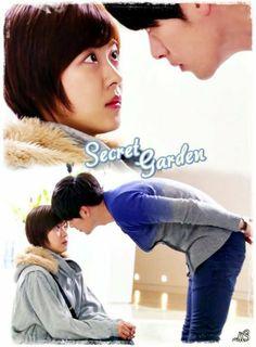 Secret Garden (TV series) Hyun Bin ( 현빈) , Ha Ji Won (하지원), Yoon Sang Hyun ( 윤상현 ), Kim Sa Rang ( 김사랑 ), Lee Philip (이필립)