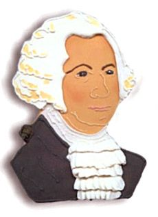 George Washington Cookie
