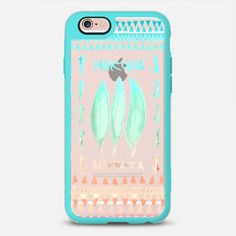 HAKUNA MATATA Tiffany Crystal Clear iPhone Case iPhone 5s case by Monika Strigel | Casetify