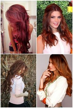 8 Hottest New Red Hair Color Ideas For 2014 - Hairstyles & Hair Color for long ,medium and short hair.