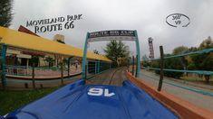 Movieland Park Route 66 (Halloween Special) 360° VR POV Onride Route 66, Vr, Halloween, Spooky Halloween