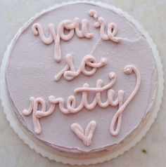 Image about pretty in Foodie. by It goes on. on We Heart It Gateaux Cake, It Goes On, Pretty Cakes, Snack, Let Them Eat Cake, The Best, Cupcake Cakes, Cake Decorating, Sweet Tooth