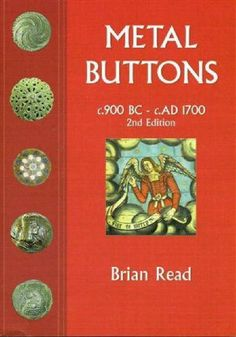 Metal Buttons by Brian Read