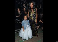 aww that is too cute..lil girl  *white puffy dress*blue jean button up* and some Chucks