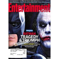 Cover Print of Entertainment Weekly, July 11 2008 | $8.80