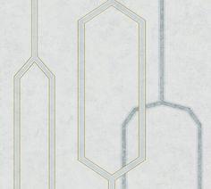 The home of bold & beautiful wallpaper in Australia. Trellis Wallpaper, Vinyl, Retro, Chain, Mirror, Pattern, Silver, Design, Home Decor