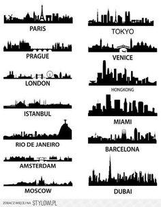 Cities.