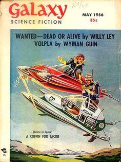 Galaxy Science Fiction No 65  (May1956)