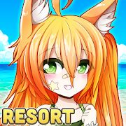 Gacha Resort 1.1.2 , ★ Hit the Beach in Gacha Resort! ★The ultimate summer beach vacation app! Collect over 140 different anime characters, each with their own unique ... Cute Games, Mini Games, Cat Collector, Unique Swimsuits, Anime Dress, Different Games, Cartoon Pics, Anime Chibi, Summer Beach