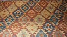 QUALITY UPHOLSTERY FABRIC, A STUNNING KILIM DESIGN WITH A RICH TEXTURED LOOK. in Crafts, Sewing & Fabric, Fabric | eBay