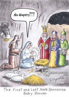 The world of Humor added a new photo. Christian Comics, Christian Cartoons, Christian Jokes, Religion Humor, Funny Shit, Funny Jokes, Funny Stuff, Hilarious, Funny Christmas Pictures