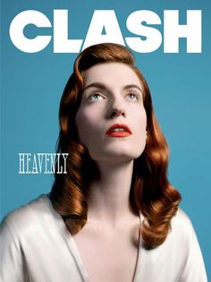 Florence Welch for Clash Magazine (December 2011)