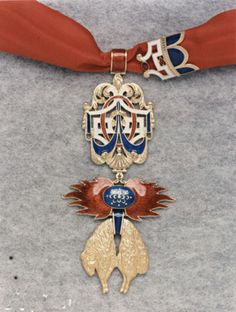 Order of the Golden Fleece (Spanish) - Badge