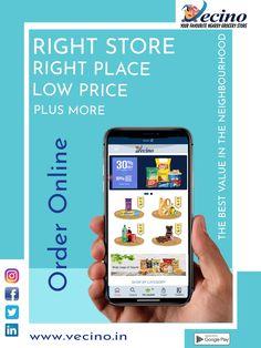 App Promotion, Digital Web, Online Supermarket, App Store, Grocery Store, Mobile App, Apps, Play, Business