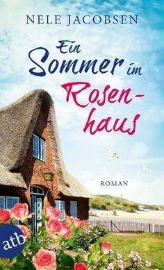 """Nach dem Tod ihres Mannes und dem Auszug der Kinder sucht die Botanikerin Sandra einen Neuanfang für sich. Sie kauft ein altes Gärtnerhaus auf Usedom an der Ostsee, zu dem ein verwilderter, aber einmalig schöner Rosengarten gehört. Doch die Pflege der empfindlichen Pflanzen erweist sich als schwieriger als gedacht, so dass sie den britischen Rosenexperte Julian zu Rate ziehen muss ...  Mehr zum Buch """"Ein iSommer im Rosenhaus"""": http://www.aufbau-verlag.de/ein-sommer-im-rosenhaus.html"""