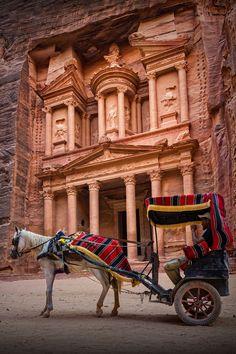 Petra by Mohammed Abdo