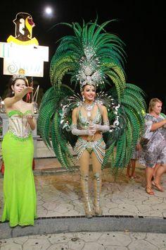 The Silver Kick Diaries: I was in Pattaya! Samba, Showgirl Costume, Carnival Costumes, Pattaya, Festival Outfits, Diaries, Cute Girls, Rio, Women's Clothing
