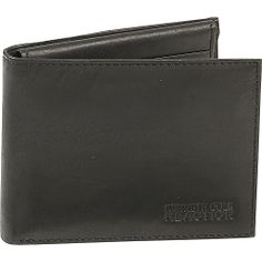 """#KennethColeReaction, #MensWallets - Kenneth Cole Reaction Fillmore """"Pass The Buck"""" Passcase"""