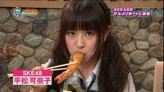 "hizaura: ""indigo48love: "" ルックスはAKB以上というSKE48の人気メン上位16人をカウントダウン - お宝エログ幕府 平松可奈子 ""…"
