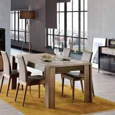 Mobilier Dining - Alfemo Palermo, Dining Table, Furniture, Design, Home Decor, First Up Canopy, Dining Room Table, Decoration Home, Room Decor